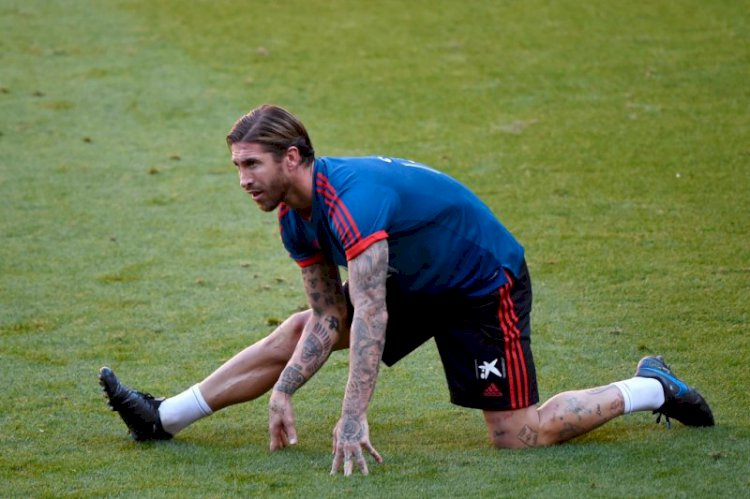Sergio Ramos Dianggap 'Role Model' oleh Spanyol