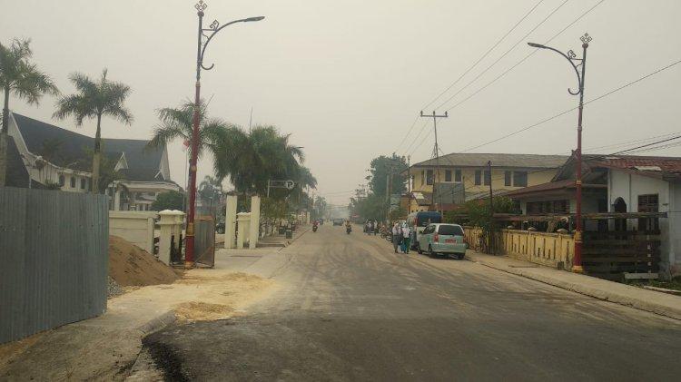 Kabut Asap, Disdikbud Tanjabbar Liburkan Siswa SD dan TK