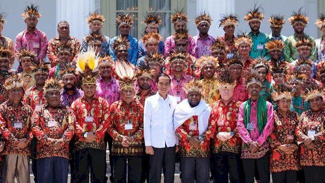 Tokoh Masyarakat Papua Minta Pecah Provinsi 5 Wilayah