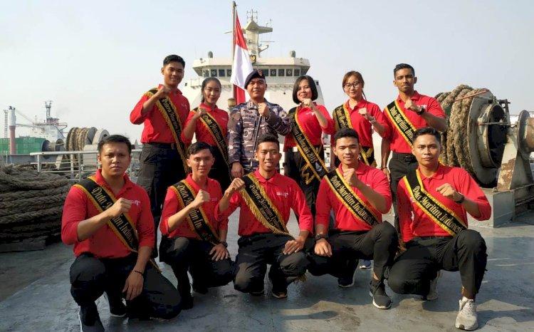 Yuk Ikuti Perjalanan Wahyu Zamzami Duta Maritim Indonesia asal Jambi
