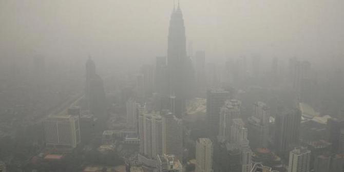Soal Kabut Asap, Menteri LHK Minta Malaysia Jangan Tutupi Informasi