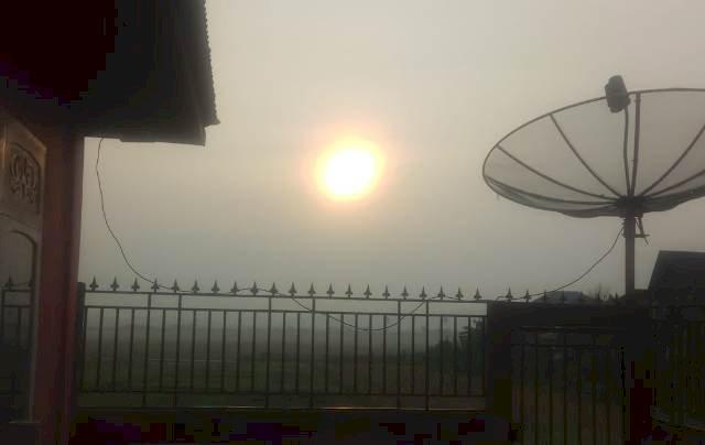 LAPOR PAK! Kabut Asap Kiriman Serang Kerinci dan Sungai Penuh