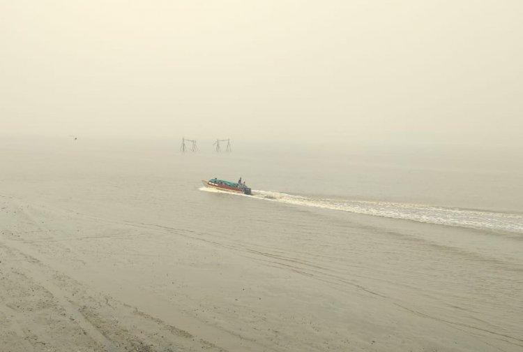 Pak Gubernur! Nelayan Tak Berani Melaut Jauh-jauh, Kabut Asap Kian Tebal