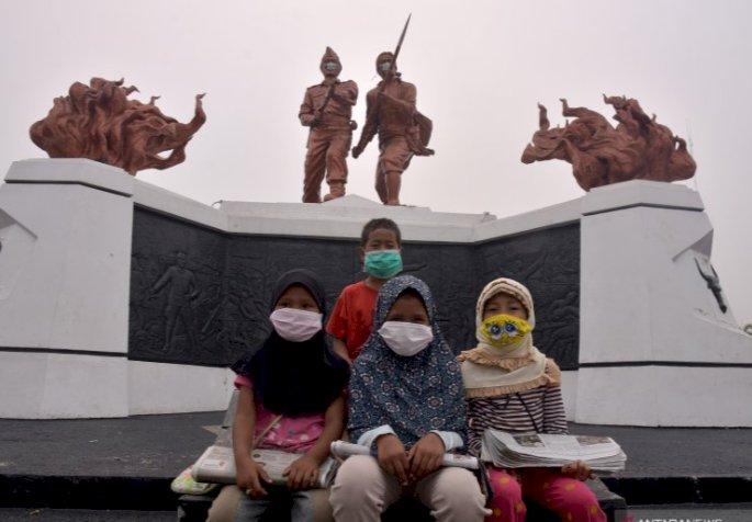 Kowani Sebut Pemerintah Jokowi Harus Tegas!: Kabut Asap Merampas Hak Anak