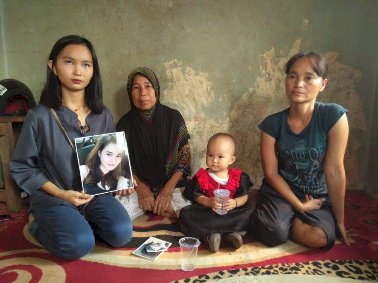 SEDIH! Nurhayati Curhat: Pak Jokowi Tolong Pulangkan Jenazah Anak Saya dari Malaysia