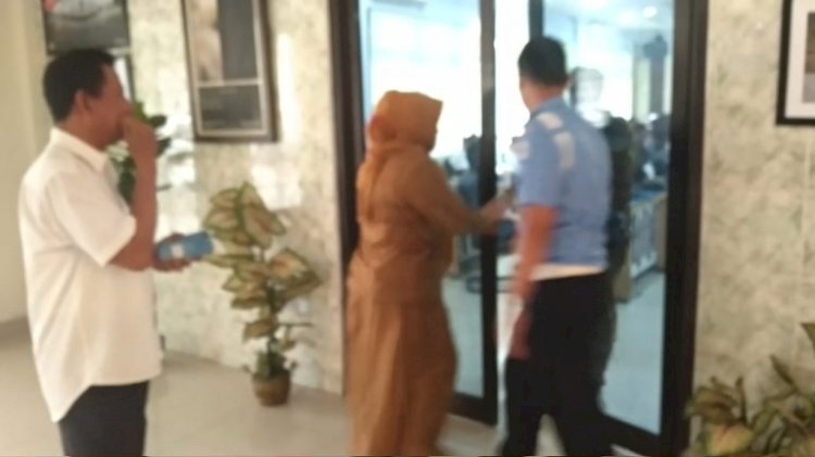 Media Dilarang Liput Rapat Penyerahan SK definitif DPRD Kota Jambi