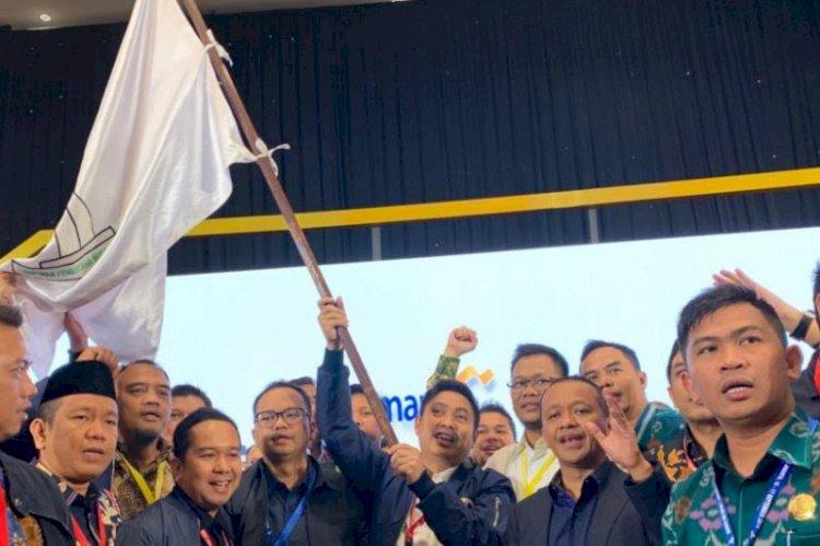 Mardani H Maming Terpilih menjadi Ketua HIPMI 2019-2022