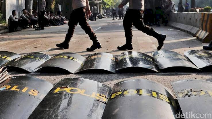 Rusuh di Expo Waena Jayapura, Polisi Sebut 1 Anggota TNI Gugur, 2 Brimob Luka