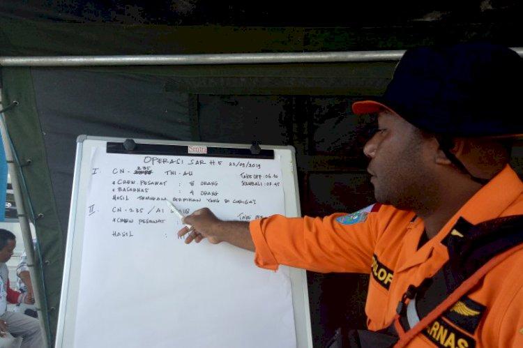 Serpihan Diduga Pesawat Hilang Kontak Ditemukan TNI