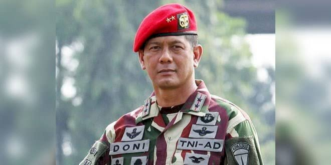 Letjen Doni Monardo Dijadwalkan Rapat Karhutla dengan Gubernur Jambi