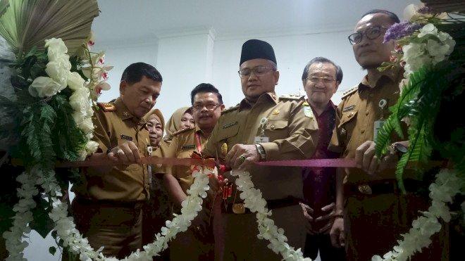 Resmikan ICU Abdul Manaf Ini Harapan Wakil Walikota Jambi