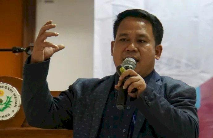 Rektor Unimed: Kita Berikan Sanksi Mahasiswa Lakukan Unjuk Rasa