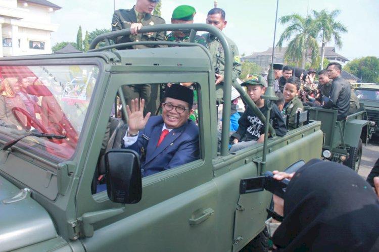 Fachrori Apresiasi Kinerja TNI Sebagai Garda Terdepan Penjaga Kesatuan NKRI