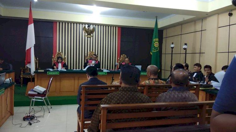 Mantan Pimpinan DPRD Provinsi Jambi Jadi Saksi Asiang, Begini Pengakuan Mereka?