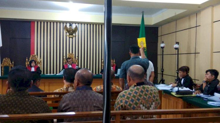 Nah Loh! Popriyanto Disumpah Ulang Terpisah dengan Saksi Lain, Ternyata Karena Ini