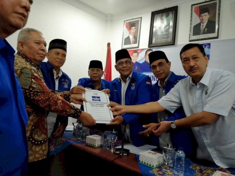 Saiful Bahri: Safrial Calon Pertama Balikin Berkas