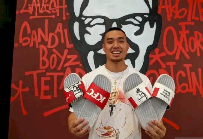 Sandalboyz, Sandal asal Los Angeles dari Kreasi pemuda Indonesia