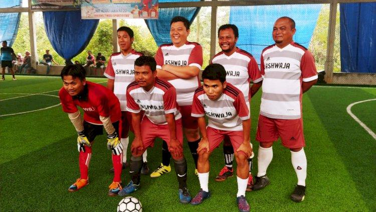 Tim Futsal Aswhaja Cukur Habis Lawan di Putaran Pertama