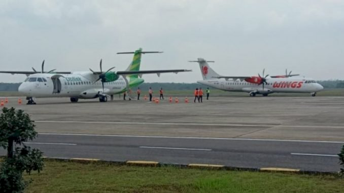 Tiga Penerbangan di Bungo Terganggu akibat Kabut Asap