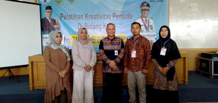 Pelatihan Kriya di Jambi, Kemenpora: Mendukung Budaya Batik dan Kearifan Lokal