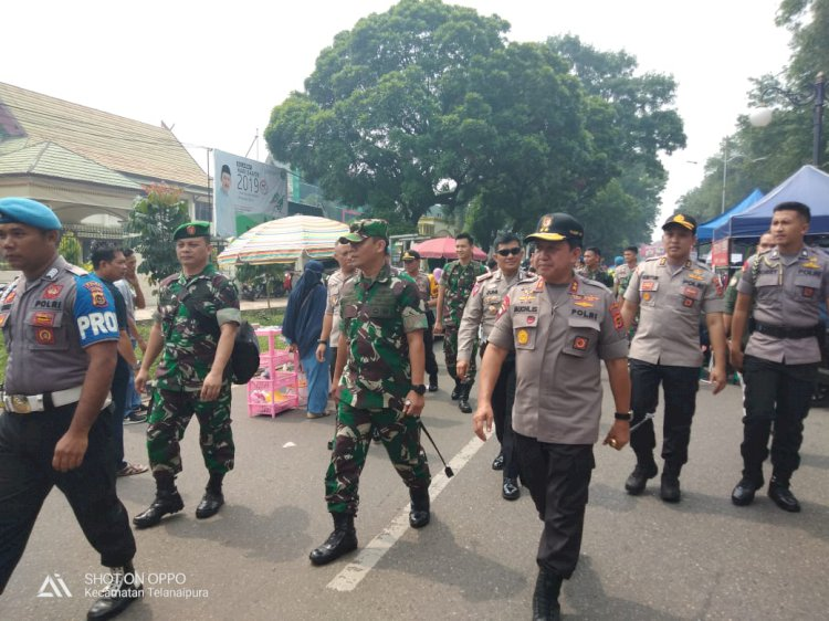 Jelang Pelantikan Presiden, Kapolda Jambi Jamin Provinsi Jambi Kondusif