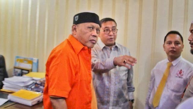 Dihari Presiden Dilantik, Eggi Sudjana Ditangkap Polisi Lagi