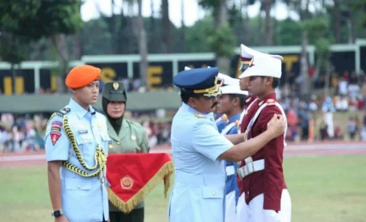 Panglima TNI Wisuda 860 Taruna Baru TNI-Polri