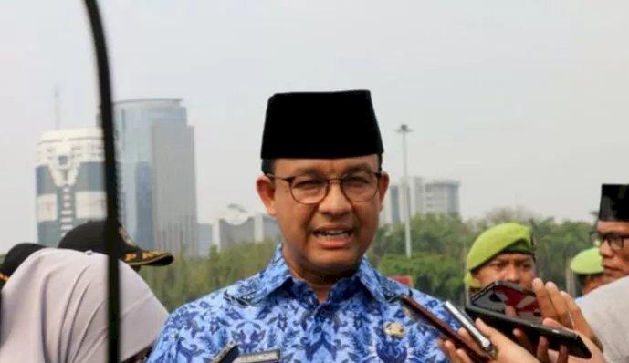 Hore! Anies Tetapkan UMP Jakarta pada 2020 Jadi Rp4.276.349