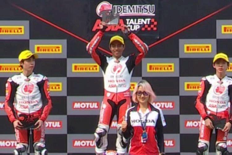Rider Indonesia Afridza Munandar Tewas di Sepang, Begini Kata Marquez dan Alex Rins