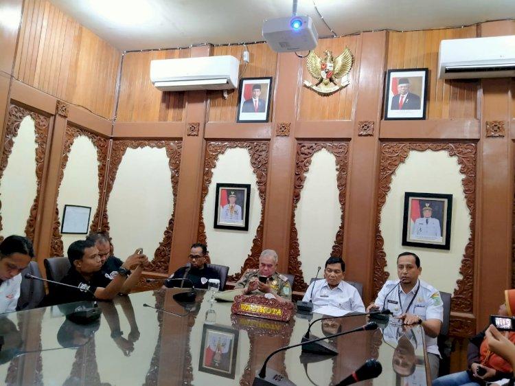 Pemkot Jambi Berangkatkan 37 Jurnalis Studi Banding ke Batam