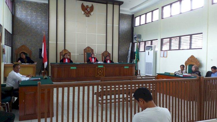 Merugikan Pemkab Sarolangun, Managemen Hotel Abadi Digugat Ormas di Pengadilan