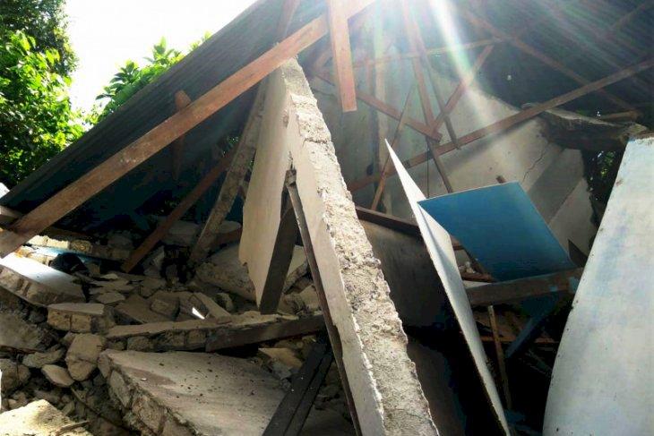 Ambon Diguncang Gempa Susulan Sabtu Pagi, Satu Rumah Roboh