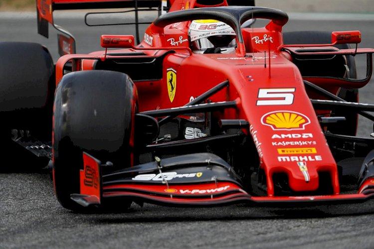 Vettel dan Leclerc Tercepat di FP2 Grand Prix Brazil