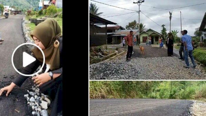 Anggota DPRD Aceh Tengah Garuk-garuk Aspal dan Geram