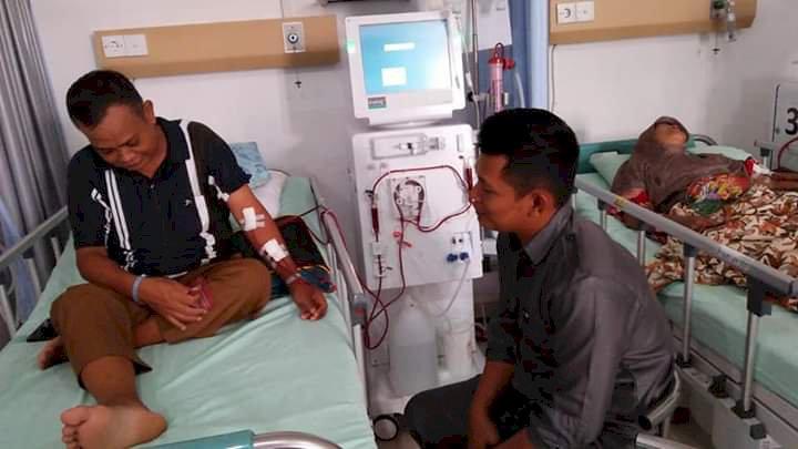 BREAKING NEWS!! Kabar Duka dari Bungo, Kabag Organisasi Amir Sumirna Tutup Usia