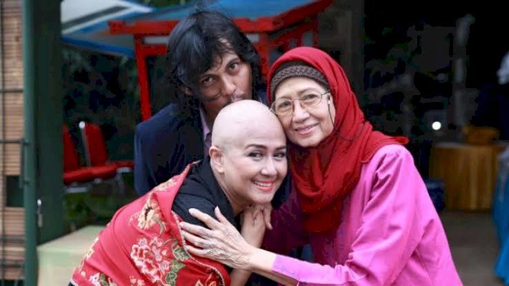 Cerita Ria Irawan di RS, Dengar Suara: Aku yang Menentukan Hidup dan Mati
