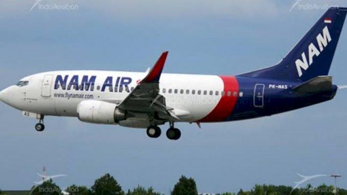 Cuaca Buruk, Pesawat Nam Air Gagal Mendarat di Bungo