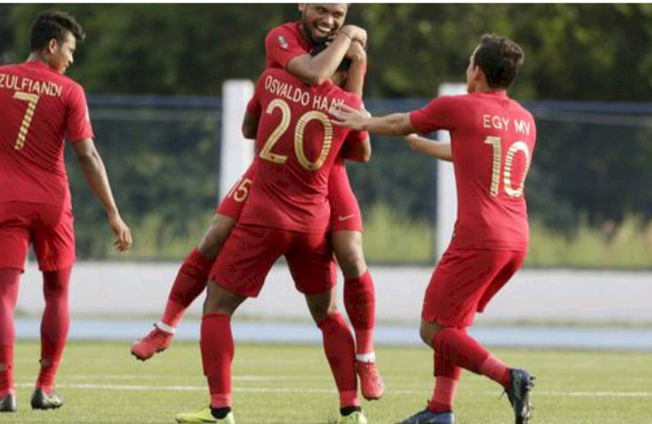 Tumbangkan Laos 4-0, Indonesia Melaju ke Semifinal