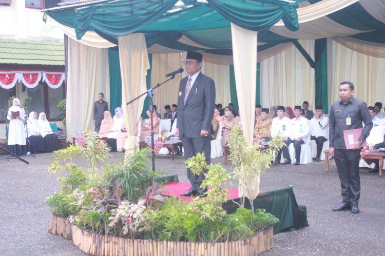 Peringati Hari Amal Bakti ke 74 Kemenag, Gubernur: Mari Kita Jaga Kesatuan dan Persatuan Negara Republik Indonesia