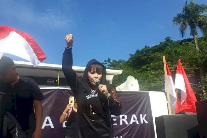 Gerindra: Yang Demo Tolak Anies Nggak Ngerti Apa yang Didemo!