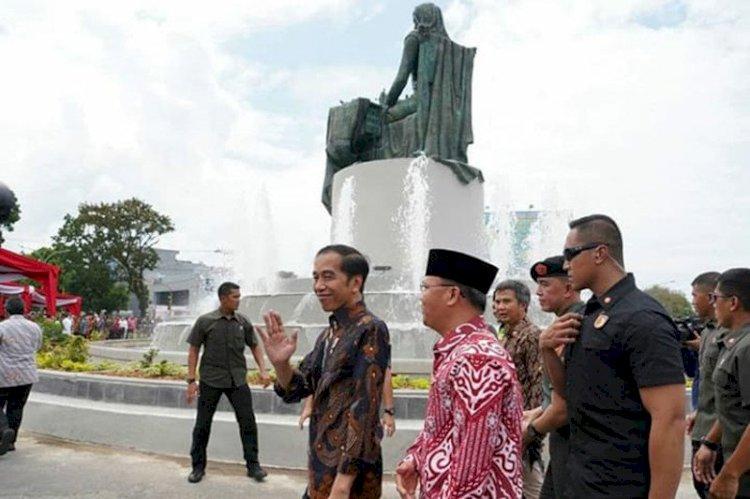 Wacana Pemulangan WNI eks ISIS, Jokowi: Kalau Bertanya Pada Saya, Saya akan Bilang 'Tidak'!