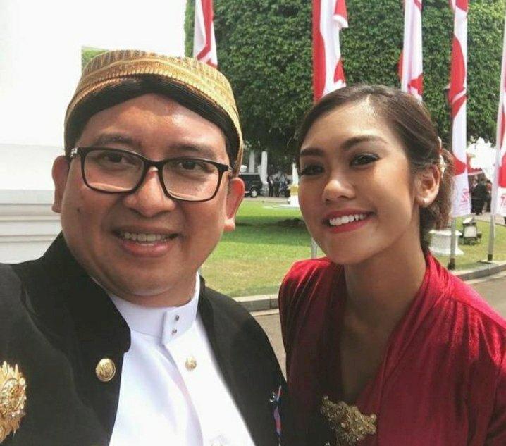 Pesona Shafa Sabila Fadli Putri Fadil Zon Cetar Membahana
