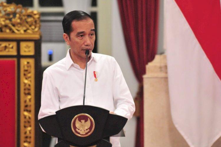 Giliran Jokowi Tolak Rapid Test ke 575 Anggota DPR: Yang Diprioritaskan Dokter, Tenaga Medis dan Keluarganya!