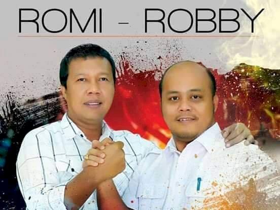 Romi-Robby Ajak Warga Tanjab Timur Cegah Corona, Begini Caranya